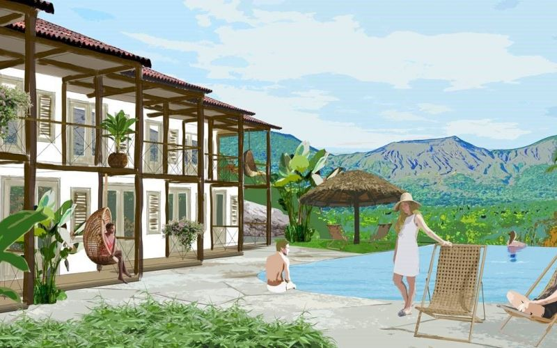 new hotel planned for Rincón de la Vieja